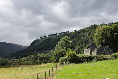 Photograph - Glendalough 4840 by John Moyer