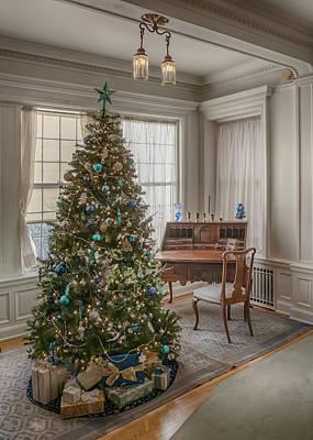 Photograph - Glensheen Marjorie's Bedroom by Susan Rissi Tregoning