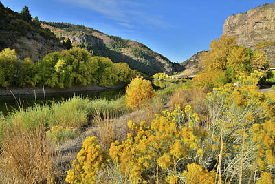 Photograph - Glenwood Canyon Rest Stop 129 by Ray Mathis