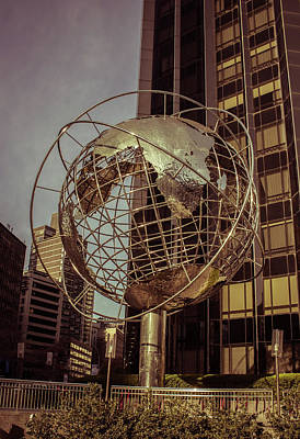 Photograph - Globe 2 by Traci Asaurus