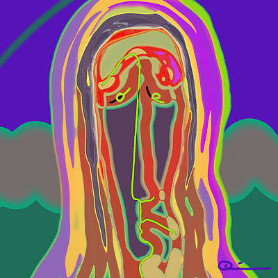 Digital Art - Gloom by Jeff Quiros