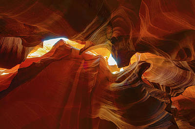 Photograph - Antelope Canyon Jagged Beauty by Mark Duehmig