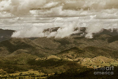 Keep Calm And - Glorious Cloud Cover by Jorgo Photography - Wall Art Gallery