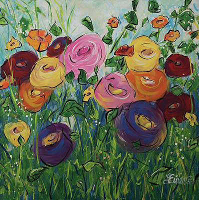 Painting - Glorious Day by Terri Einer