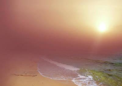 Photograph - Glorious Sunrise In Dreamland by Johanna Hurmerinta