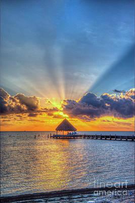 Advertising Archives - Glorious Sunrise Ray of Sunshine by David Zanzinger
