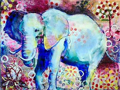 Painting - Glory by Jennifer Charton