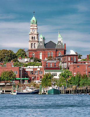 Photograph - Gloucester, Massachusetts by Todd Klassy