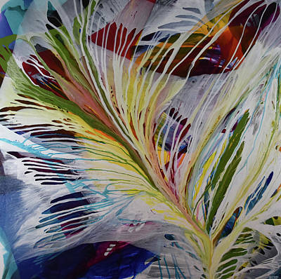 Painting - God Gives Us Roots And Wings by Kate Word