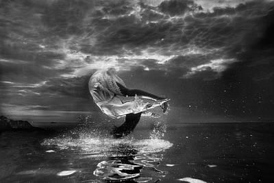 Photograph - Goddesses 1 by Mache Del Campo