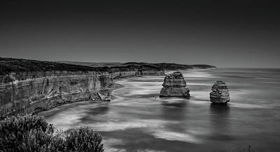 Photograph - Gog And Magog At The Twelve Apostles by Chris Cousins