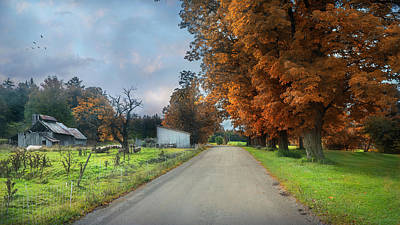 Photograph - Going Up The Country by John Rivera
