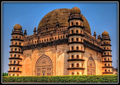Karnataka Photograph - Gol Gumbaz, Bijapur by Mukul Banerjee Photography