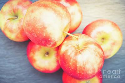 Photograph - Golden Apples by Marina Usmanskaya