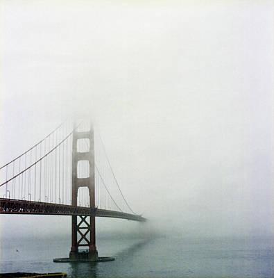 California Photograph - Golden Gate Bridge, San Francisco by Tuan Tran