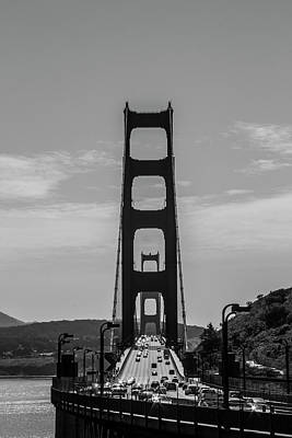 Photograph - Golden Gate by Stuart Manning
