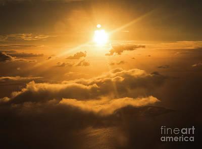 Photograph - Golden Glow by Jorgo Photography - Wall Art Gallery
