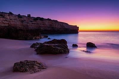 Photograph - Golden Sand by Michael Blanchette