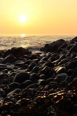 Photograph - Golden Sunrise by Rachel Maytum
