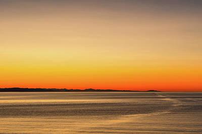 Photograph - Golden Sunset Series V I I by Debbie Ann Powell