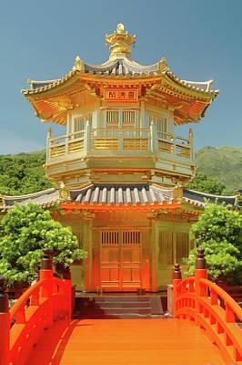 Photograph - Golden Temple by Bluekite