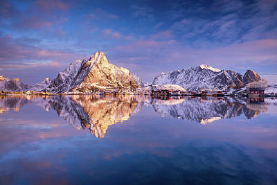 Photograph - Golden Triangle by Michael Blanchette