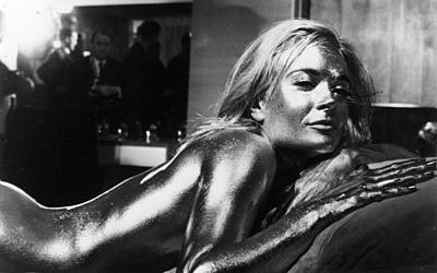 England Photograph - Goldfinger by Keystone