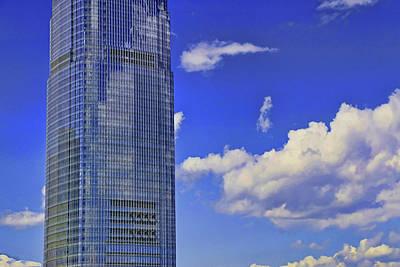 Photograph - Goldman Sachs Tower # 2 - Jersey City by Allen Beatty