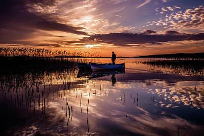 Photograph - Golyazi Lake by Okan YILMAZ