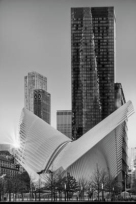 Photograph - Good Morning New York City Bw by Susan Candelario