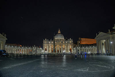 Photograph - Good Night St. Peter by Joseph Yarbrough
