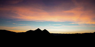 Photograph - Goodnight Death Valley by Peter Tellone
