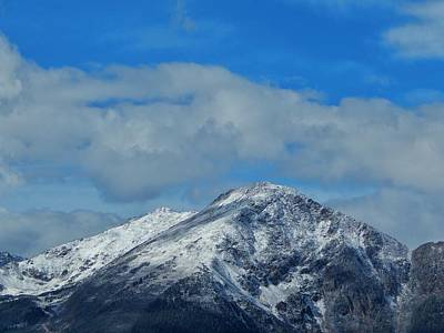 Photograph - Gore Range Mountains by Lukas Miller
