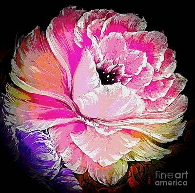 When Life Gives You Lemons - Gorgeous rose pink arty style  by Angela Whitehouse