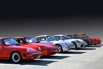 Photograph - Got Porsche by Bill Dutting