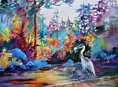 Painting - Gotcha by Bonny Roberts