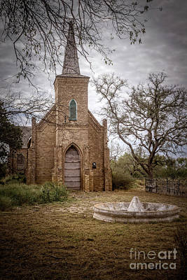 Photograph - Gothic Revival Church  by Imagery by Charly