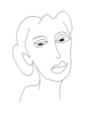 Pop Art - Governess by Bill Owen