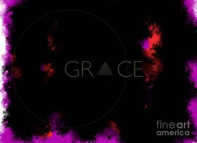 Mixed Media - Grace by Jessica Eli