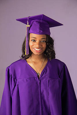 Photograph - Grad by Kenny Thomas