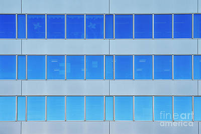 Photograph - Gradient Blue by Tim Gainey