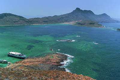 Photograph - Gramvousa And Balos by Sun Travels