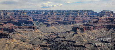 Photograph - Grand Canyon Raw  by Chuck Kuhn