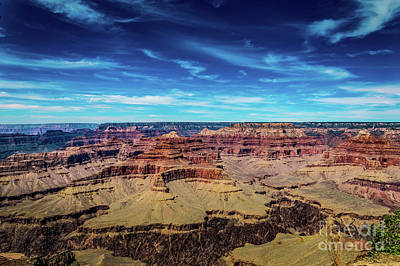 Photograph - Grand Canyon South Rim #9 by Blake Webster
