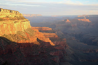 South Kaibab Photograph - Grand Canyon Sunrise by Photo75