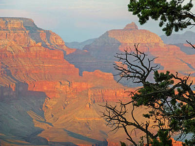 Photograph - Grand Canyon Sunset Arizona by Toby McGuire