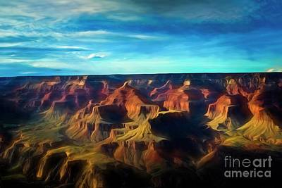 Photograph - Grand Canyon Tears by Jon Burch Photography