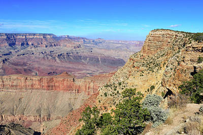 Photograph - Grand Canyon View 2 by Dawn Richards