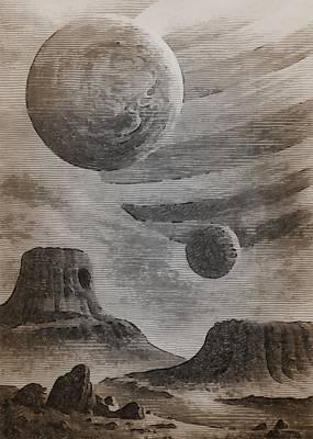 Digital Art - Grand Canyon Views by Mario Carini