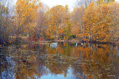 Photograph - Grand River Grand Haven Michigan by Ken Figurski